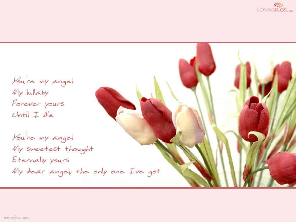 lindas palabras de amor