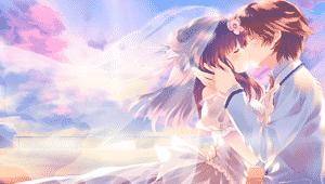 Imágenes de amor anime