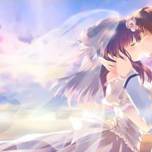 Imágenes de amor de anime