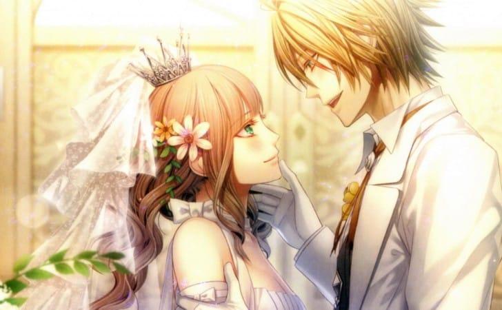 imagenes de amor anime amnesia matrimonio de toma y heroine