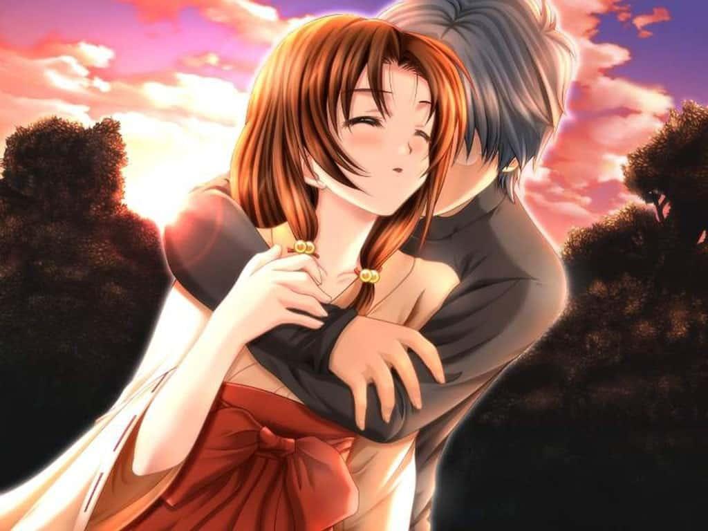 imagenes de amor anime lysandro abrazando a lynn darcy