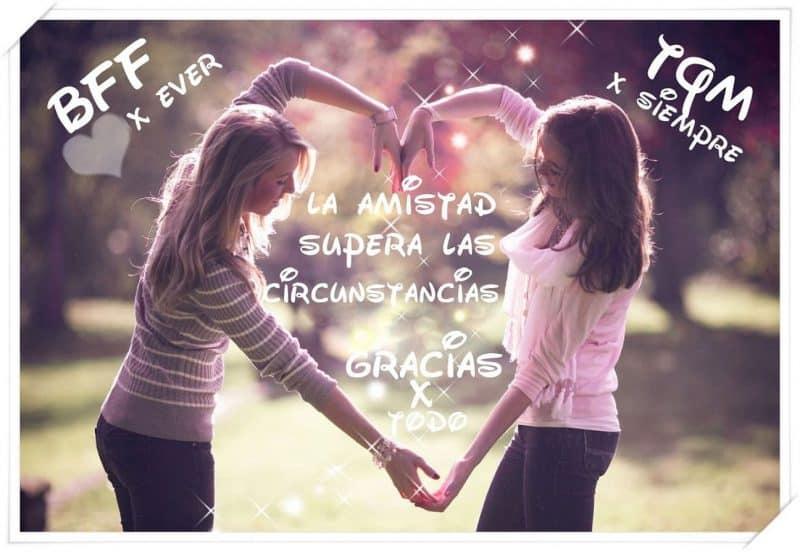 imagenes de amor con mensajes de amistad (2)