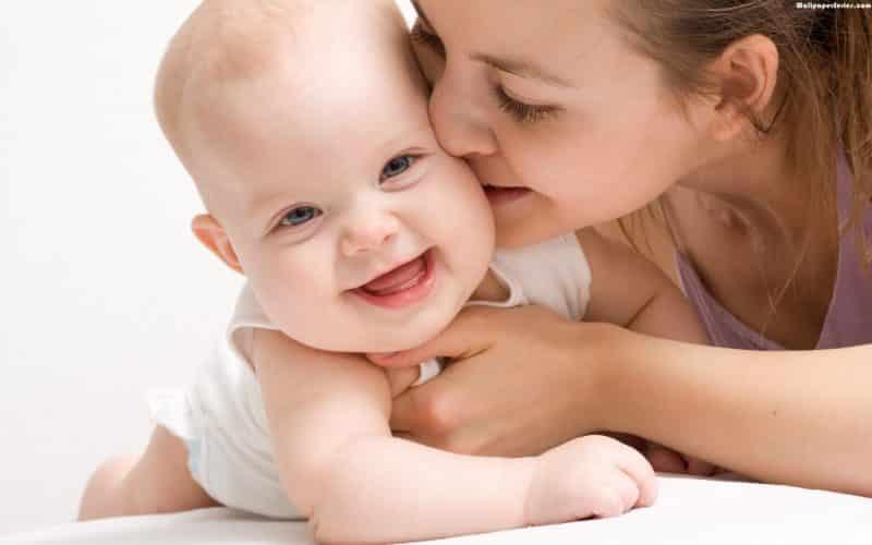 imágenes de amor de madre a su bebe 1