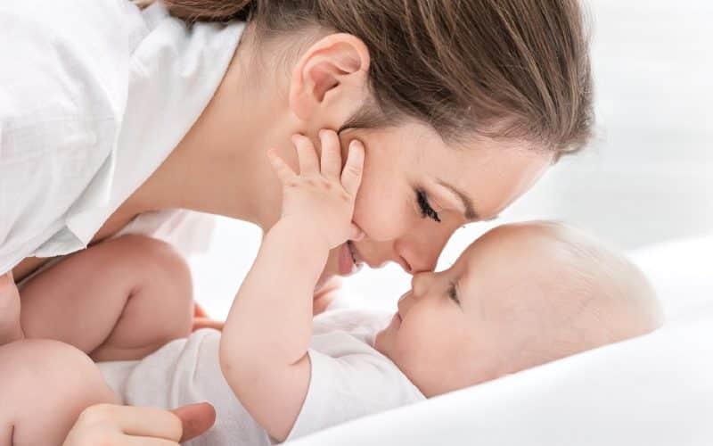 imágenes de amor de madre madre con bebe