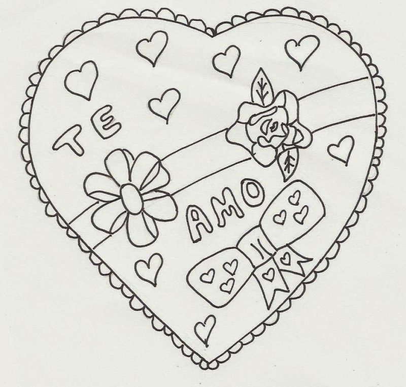 🌑【 IMÁGENES DE AMOR PARA DIBUJAR 】☑ +30 DIBUJOS DE AMOR