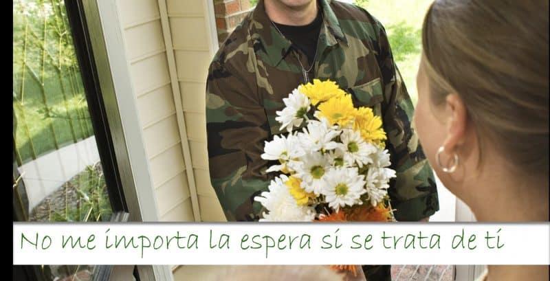 imágenes de amor para mi novio militar no me importa la espera si se trata de ti