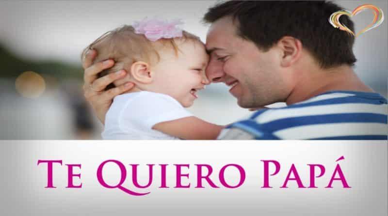 imágenes de amor para padres te quiero papa
