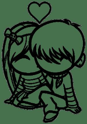 Imágenes De Amor Para Dibujar 30 Dibujos De Amor